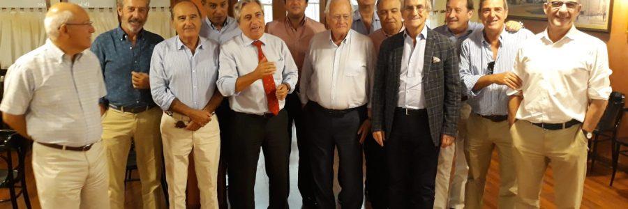 Reunión de la Junta Directiva del Foro AHE con asociados